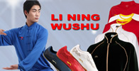 Li-Ning Martial Arts Supplies