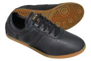 TeamUp Leather Tai Chi Shoes Black